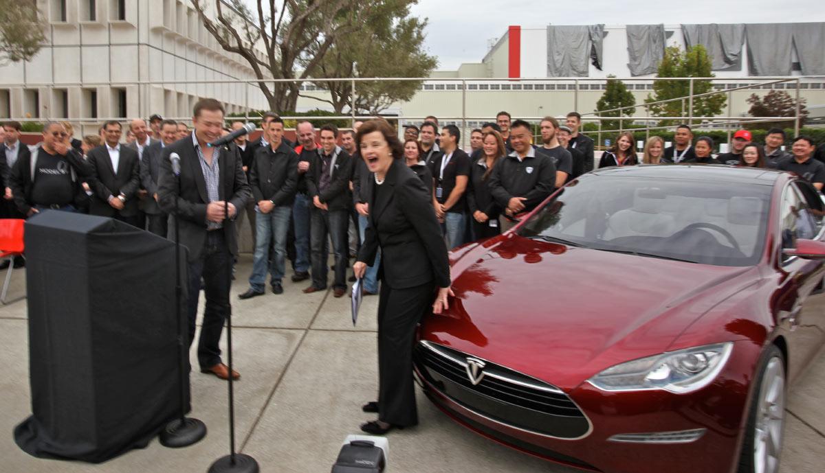 Elektroauto Jobs In Kalifornien Tesla Berfl Gelt Toyota