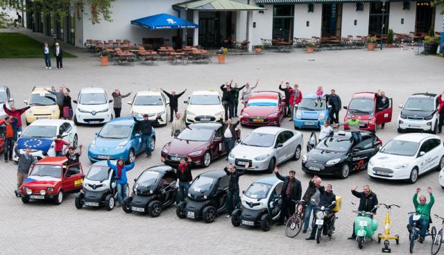 eTourEurope-2014-Elektroauto