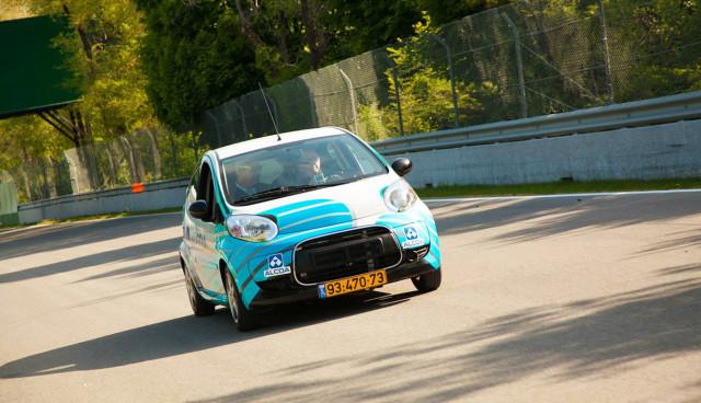 Elektroauto Hybrid-Air Reichwete 1600 kilometer