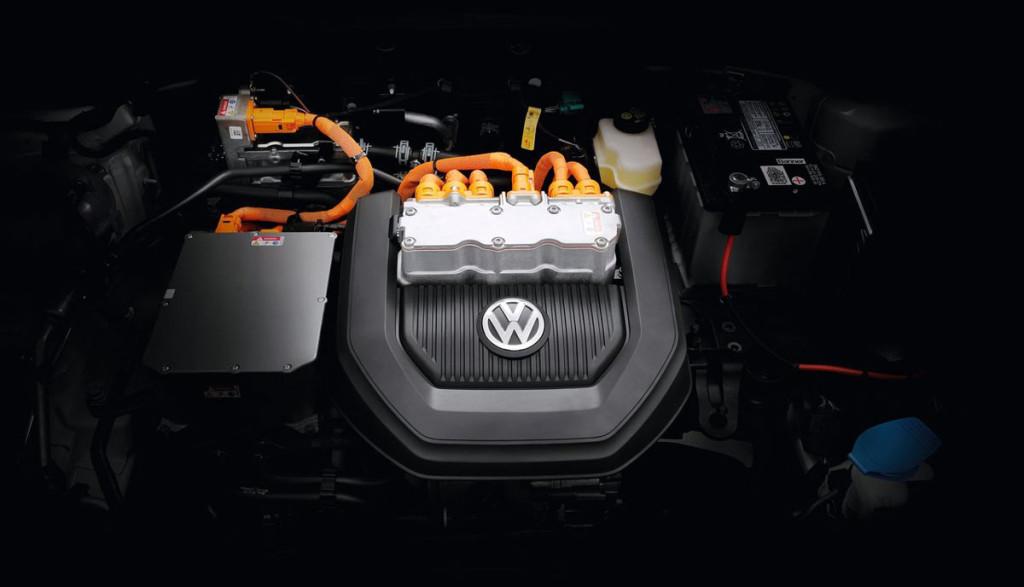 Elektroauto-Motor-Technik