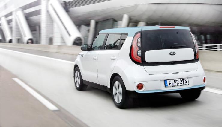 Kia-Soul-EV-Elektroauto-Heck