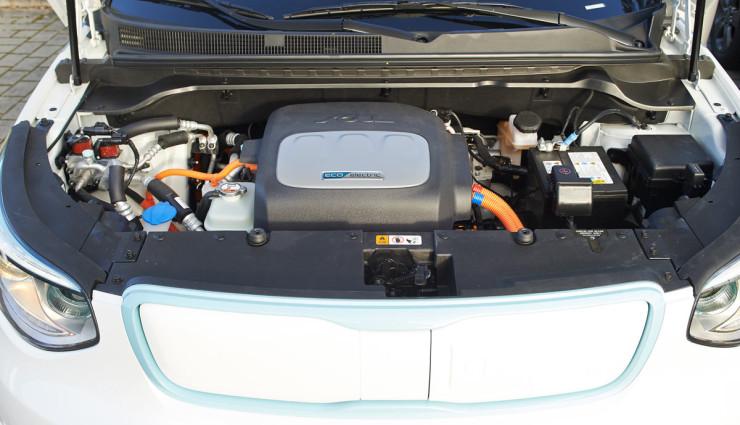 Kia-Soul-EV-Elektroauto-Motor-Technik