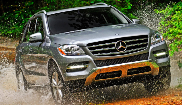 Mercedes-ML-Plug-in-Hybrid-SUV