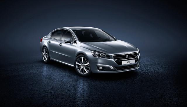 Peugeot peppt den 508 HYbrid4 auf (Bilder)