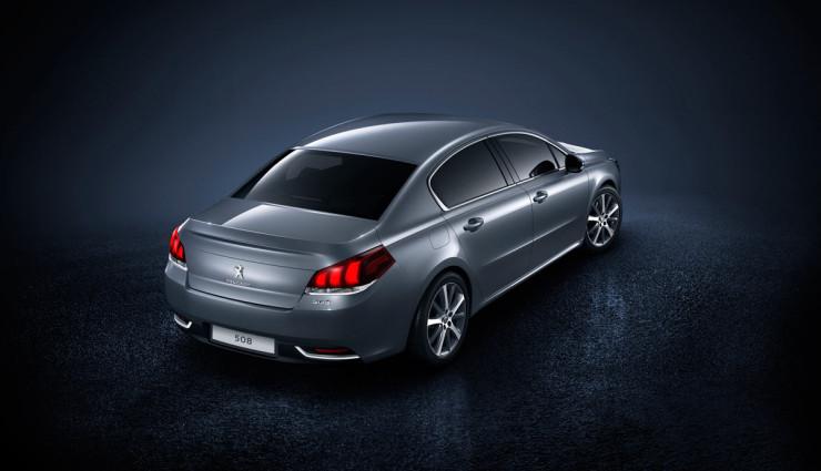 Peugeot-508-Heck
