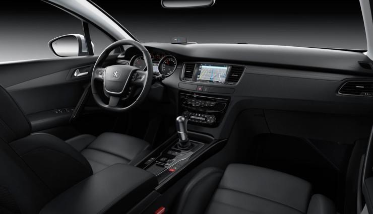 Peugeot-508-Innen