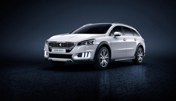 Peugeot-508-RXH-Front