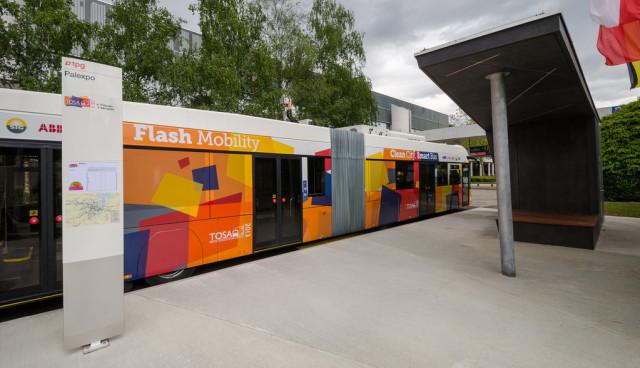 TOSA-Elektro-Bus