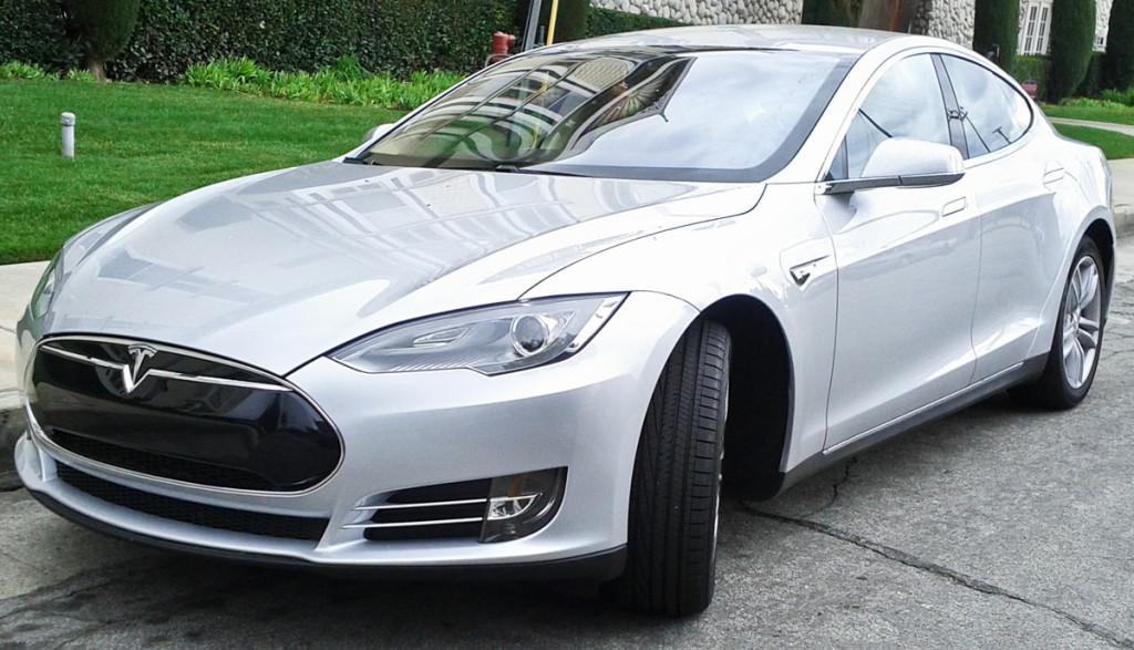 Tesla-Model-S-Elektroauto