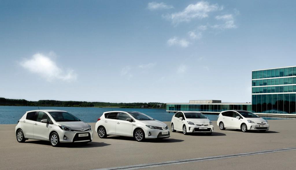 Toyota-Hybridautos