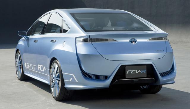 Toyota-Wasserstoffauto-2014