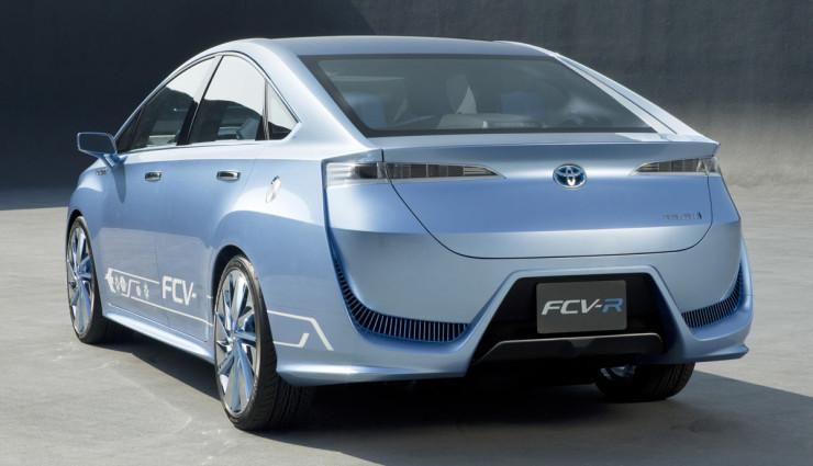 Toyota-Wasserstoffauto-2014-740×425