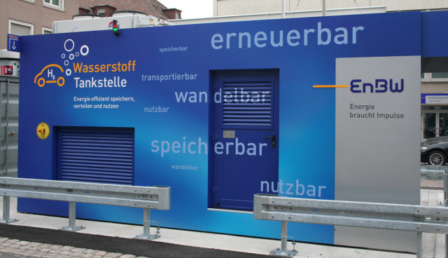 Wasserstoff-Tankstellen-Deutschland