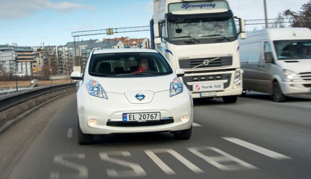 Elektroauto-Busspur-Deutschland