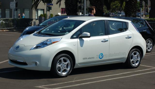 Elektroauto-Firmenwagen
