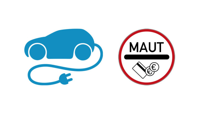 Elektroauto-Maut