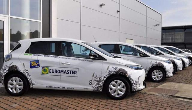 Euromaster-Elektroauto