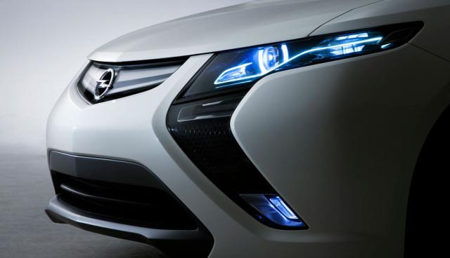 Opel-Elektroauto-Ampera