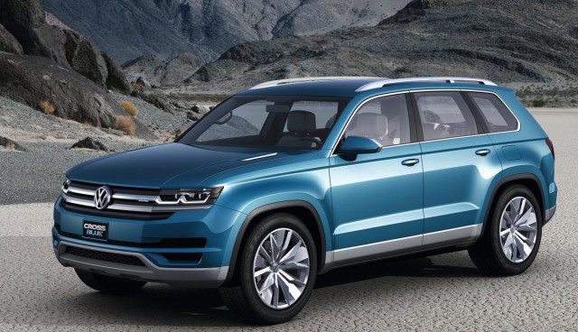 Volkswagen-Cross-Blue-Front1