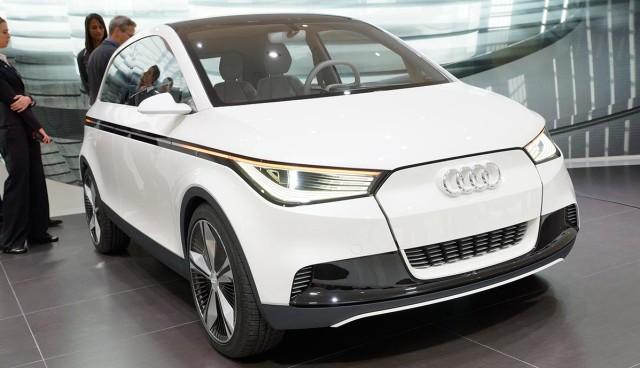 Audi A2 e-tron Elektroauto