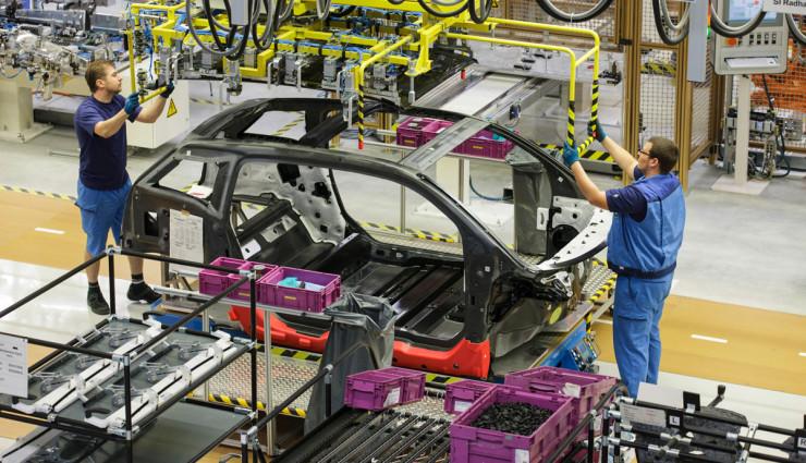 BMW i3: Stahl statt Carbon?
