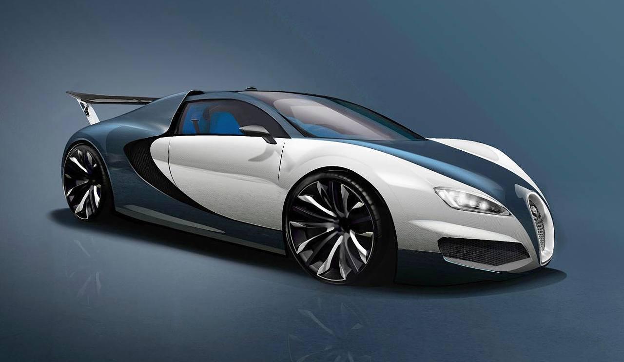 bugatti veyron hybrid in 2 3 sekunden auf hundert. Black Bedroom Furniture Sets. Home Design Ideas