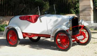Loryc-Elektroauto