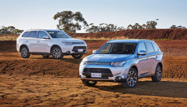 Mitsubishi-Outlander-PHEV-Hybrid-Elektroauto