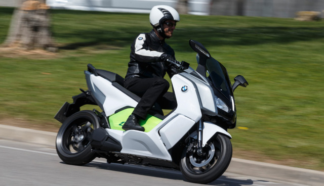 BMW-C-Evolution-Test