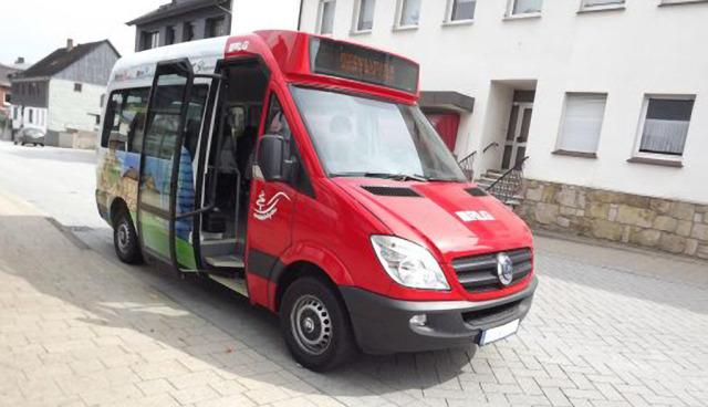 Elektroauto-Buergerbus