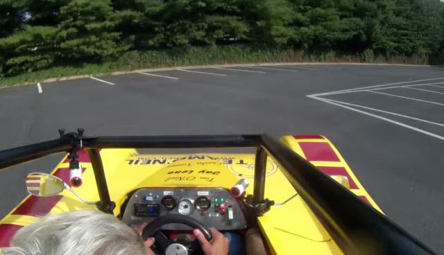 Elektroauto-EVSR-Video