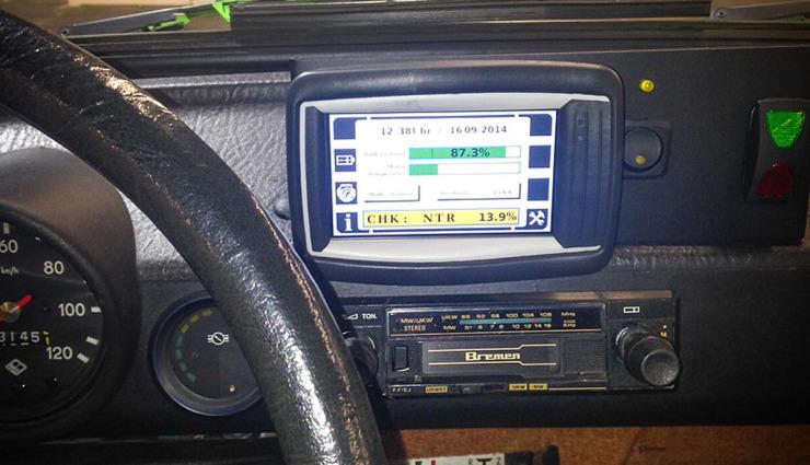 Elektroauto-Trabant-Karabag-Radio