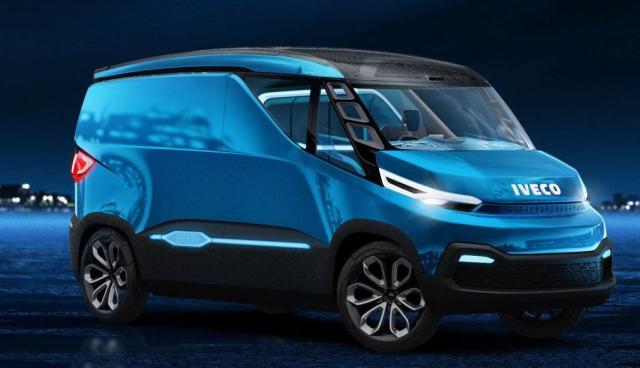 Iveco-Elektrotransporter-Vision-Concept-