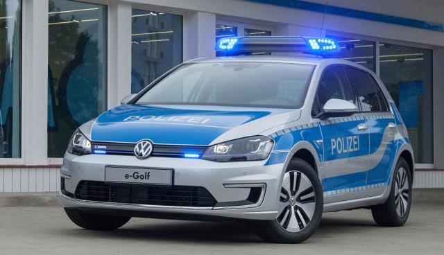 Polizei-Elektroauto-e-Golf6