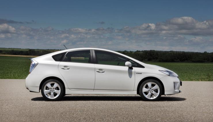 Hybridauto Toyota Prius: Gold beim GTÜ-Gebrauchtwagenreport (+ weitere Ergebnisse)