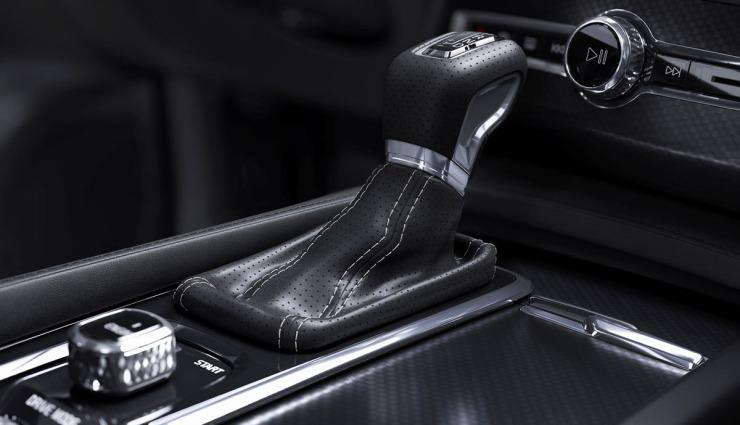 Volvo-XC90-R-Design-Getriebe