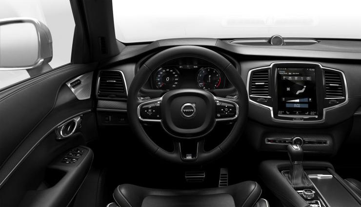 Volvo-XC90-R-Design-Innen