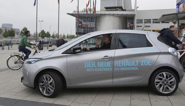 ePendler-Elektroauto-Probefahren