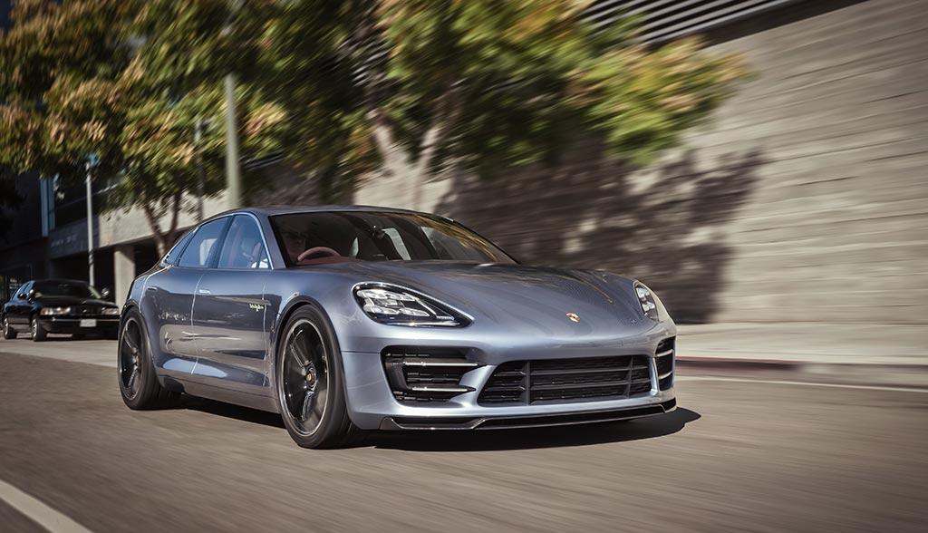 Elektroauto Porsche