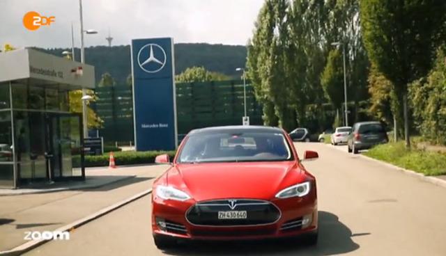 Elektroauto-Reportage