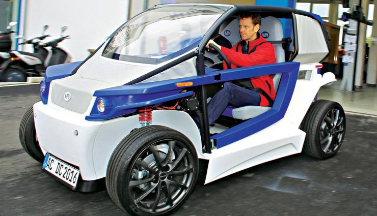 Elektroauto-StreetScooter