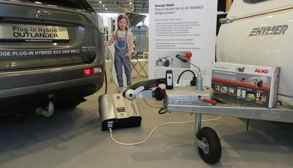 Mitsubishi-Outlander-Plug-in-Hybrid-camper-Wohnwagen-Anhaengelast