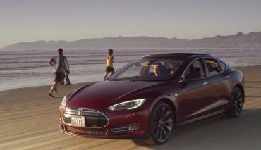 Tesla-Werbung-Videos
