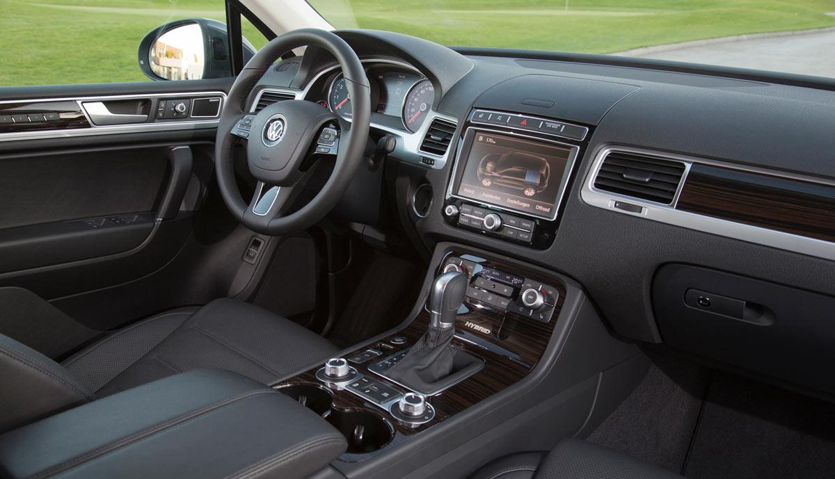 Nuevo Touareg 2018 Interior >> Neuer VW Touareg Hybrid ab sofort beim Händler