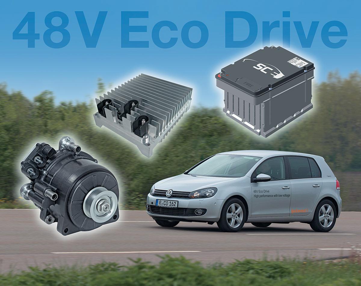 48-Volt-Eco-Drive-Hybrid