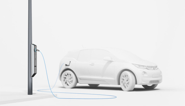 BMW-Light-and-Charge-Elektroauto-Ladestation
