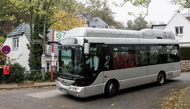 Elektrobus-Hamburg