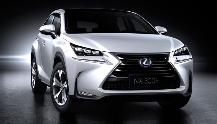 Lexus-NX-300h-Hybridauto-SUV-Front