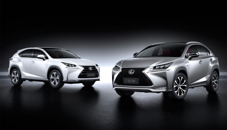 Lexus-NX-Hybridauto-SUV-Daten