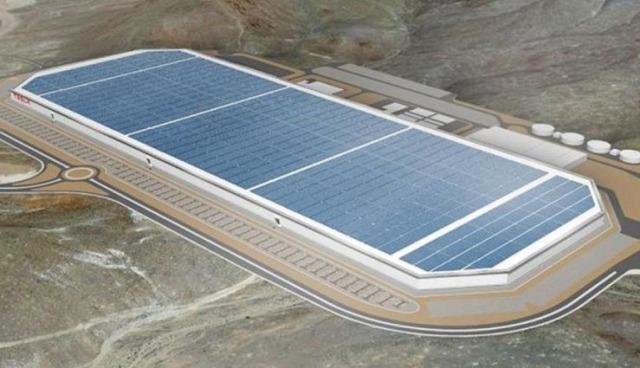 Tesla-Gigafactory-Nevada-Elektroauto